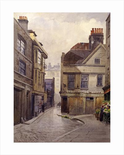 Bartholomew Close, London by John Crowther