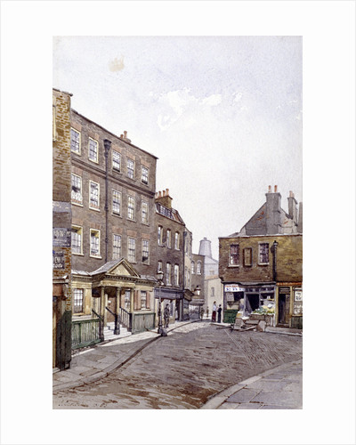 Clerkenwell Close, London by John Crowther