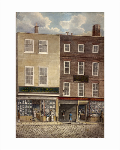 Borough High Street, London by G Yates