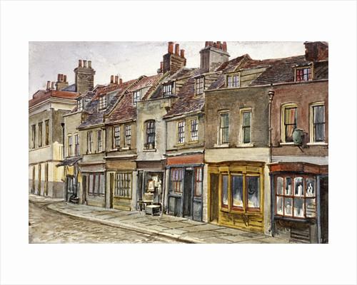Cable Street, Stepney, London by Frederick Calvert