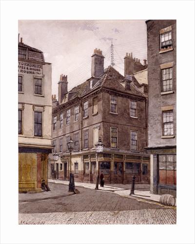 King Street, Stepney, London by John Crowther
