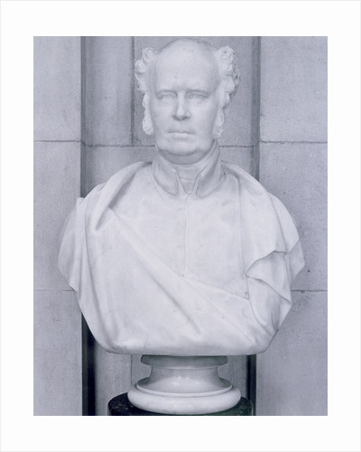 Dr G F W Mortimer. 1866 by Charles Bacon