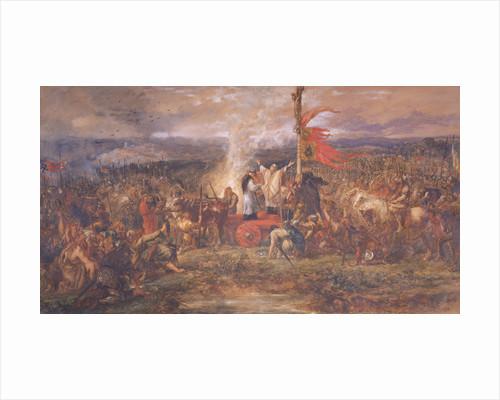 Battle of the Standard, Northallerton, Yorkshire, 22nd August 1138 by Sir John Gilbert