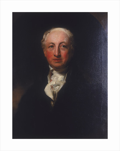 George Dance the Younger by Thomas Lawrence