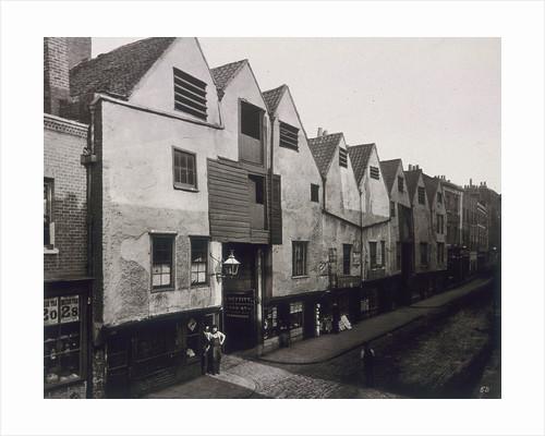 Bermondsey Street, Southwark, London by Henry Dixon