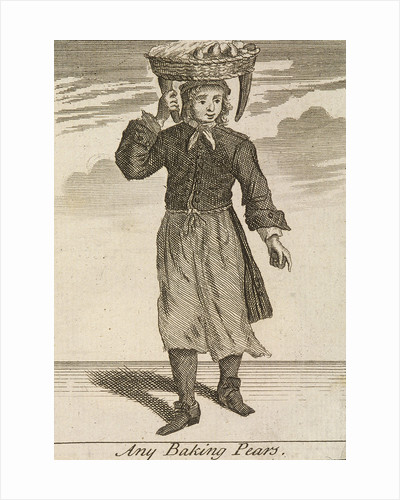 Any Baking Pears, Cries of London, (c1688?) by Anonymous