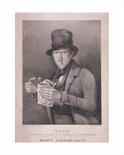 Dick: A well known character in the Westminster and Blackfriars Roads by H Barnett