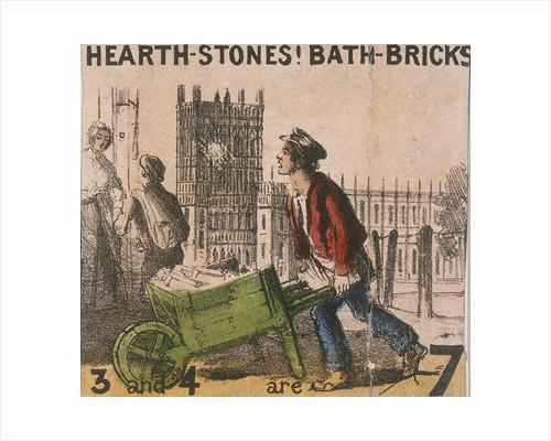 Hearth-stones! Bath-bricks!, Cries of London by TH Jones