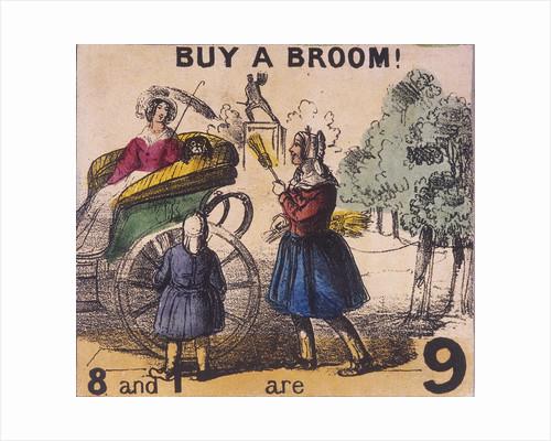 Buy a Broom!, Cries of London by TH Jones