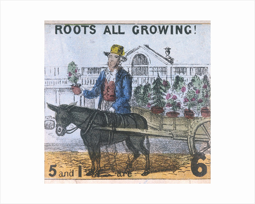 Roots all Growing!, Cries of London by TH Jones
