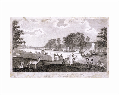 Hyde Park, London by Anonymous