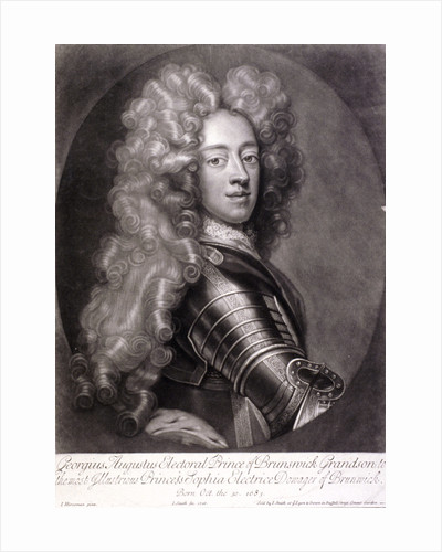 George II, King of Great Britain by Crane