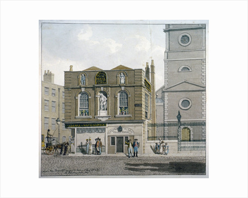 Aldgate House, Aldgate High Street, London by Anonymous