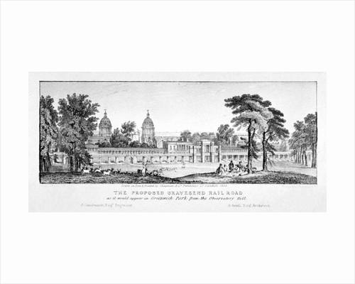 Greenwich Park, Greenwich, London by