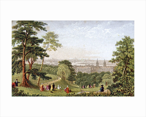 Greenwich Park, Greenwich, London by Anonymous