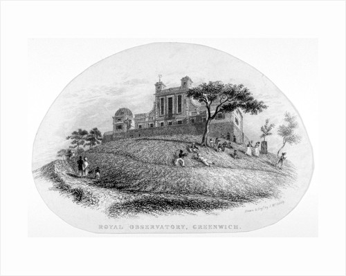 Royal Observatory, Greenwich, London by Anonymous