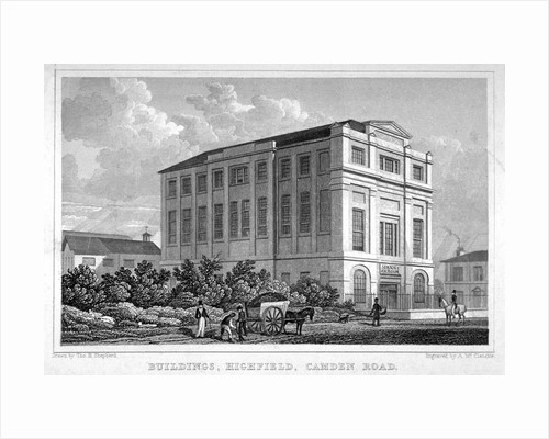 Buildings, Highfield, Camden Road by Anonymous