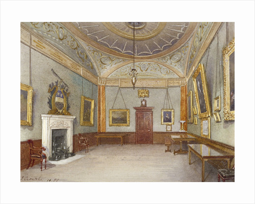 Watermen's and Lightermen's Hall, St Mary at Hill, City of London by Anonymous