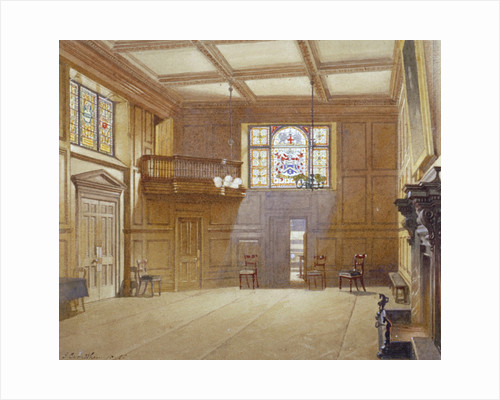 Innholders' Hall, City of London by John Crowther