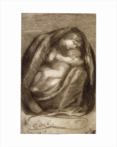 Mother and Child by Anna Lea Merritt