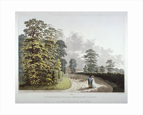Kensington Gardens, London by Heinrich Schutz
