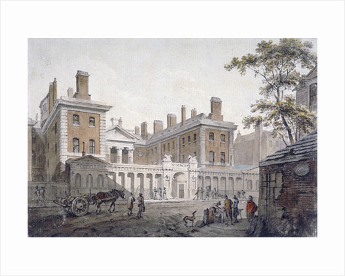 The Admiralty, Whitehall, London by James Miller