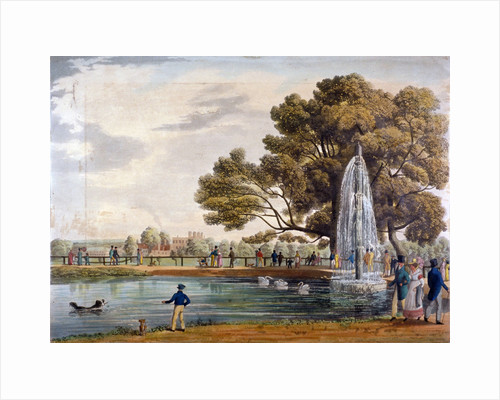 Green Park, Westminster, London by Anonymous