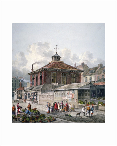 Clare Market, Westminster, London by George Shepherd