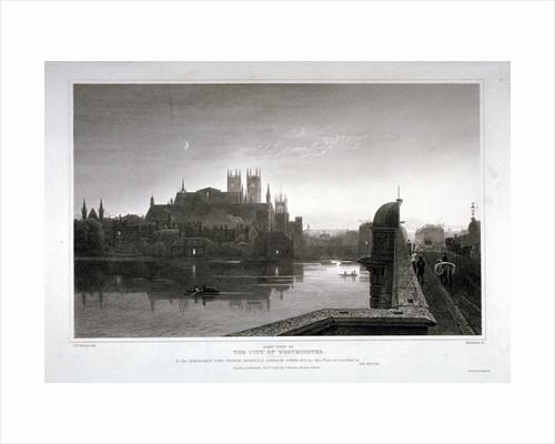 Westminster, London by C Matthews