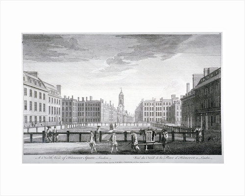 Hanover Square, Westminster, London by Anonymous