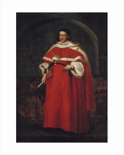 Sir Matthew Hale, Kt, Chief Justice of the King's Bench by J Chapman