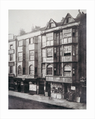 Aldersgate Street, City of London by Mary Anne Hedger
