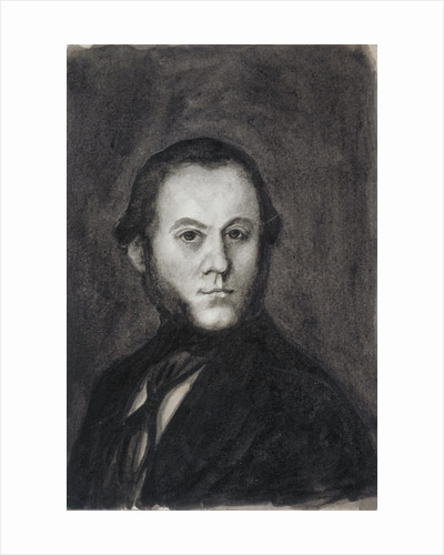 Portrait of Mr Fleming of the Society of Cogers by SB Pocock
