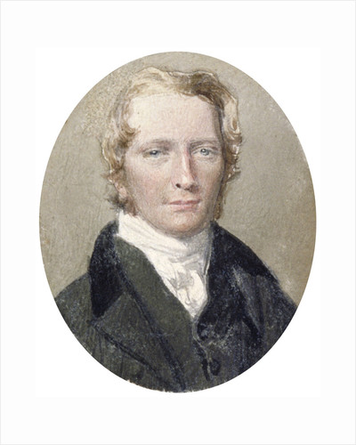 Edward Duncombe, tradesman of Fleet Street, London, c1840 by Anonymous