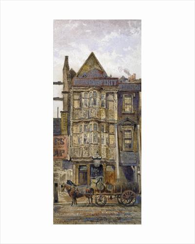 Sir Paul Pindar's House, Bishopsgate, City of London by Benjamin Cole