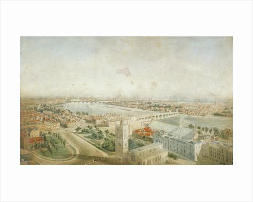 Westminster, London by Thomas Kearnan