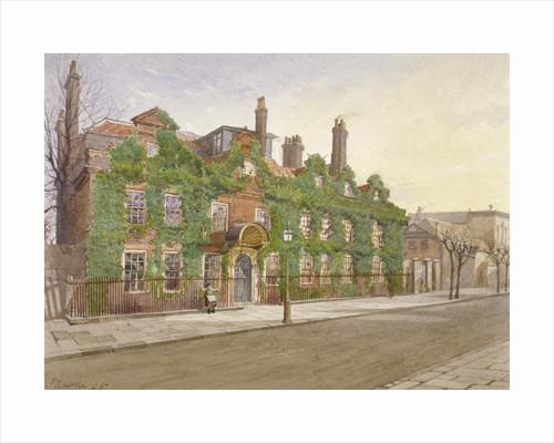 Fairfax House, High Street, Putney, London by John Crowther