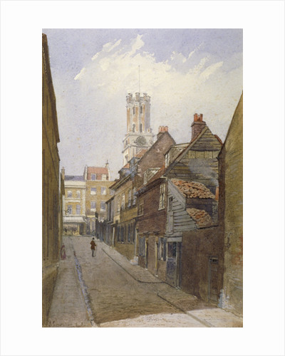 Chigwell Hill, Stepney, London by Anonymous