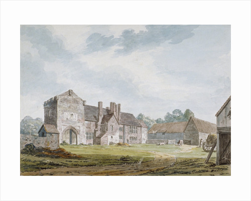 Dartford Priory, Kent by John Carter