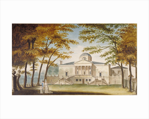 Chiswick House, Chiswick, Hounslow, London by Anonymous