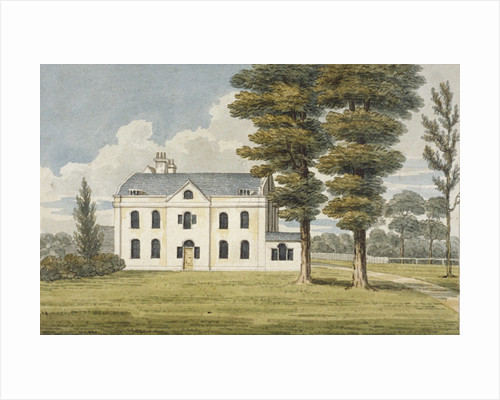 Fordhook House, Ealing, London by Anonymous