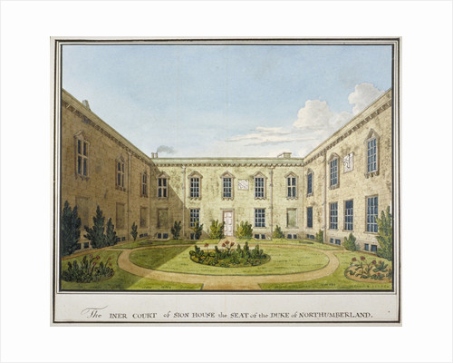 Inner court of Syon House, Isleworth, Middlesex by Anonymous