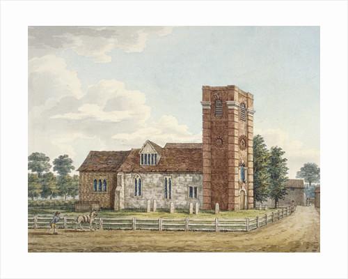 All Saints Church, Laleham, Surrey by Anonymous