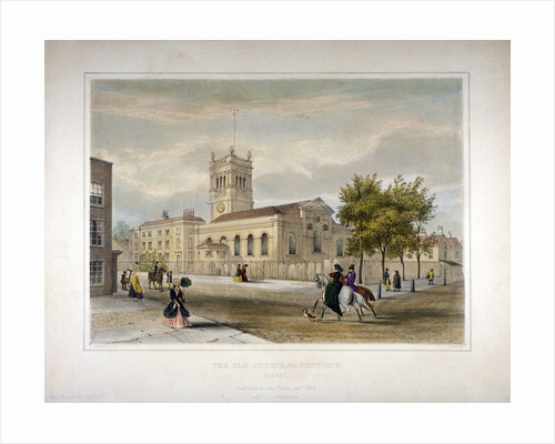 All Saints Church, Wandsworth, London by I Shaw