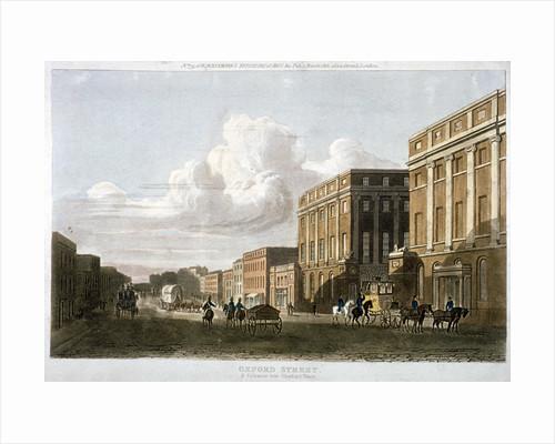 Oxford Street, Westminster, London by Martin & Hood