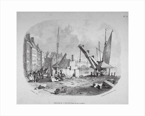 Millbank, Westminster, London by Underwood & Underwood