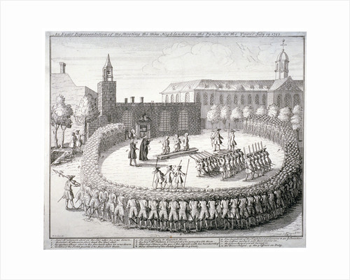 Execution at the Tower of London by CM