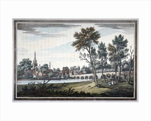 Wallingford, Berkshire by Joseph Constantine Stadler