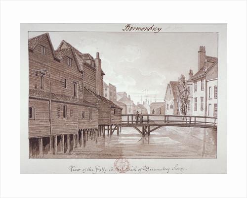 Dockhead Folly, Bermondsey, London by Anonymous