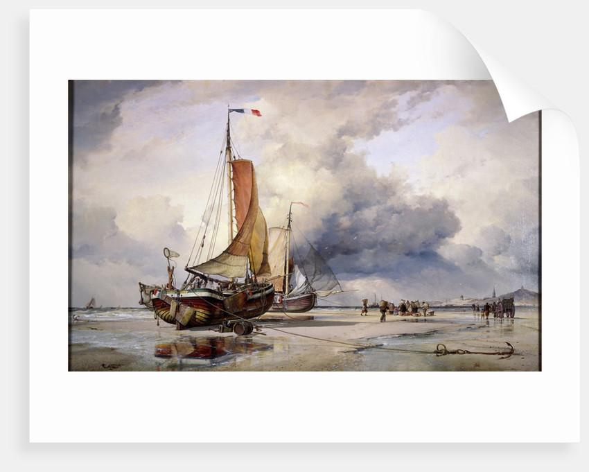 Dutch Pincks at Scheveningen by